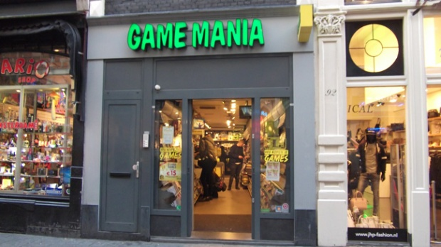 GeekTour-Amsterdam-RobotParadise-GameMania