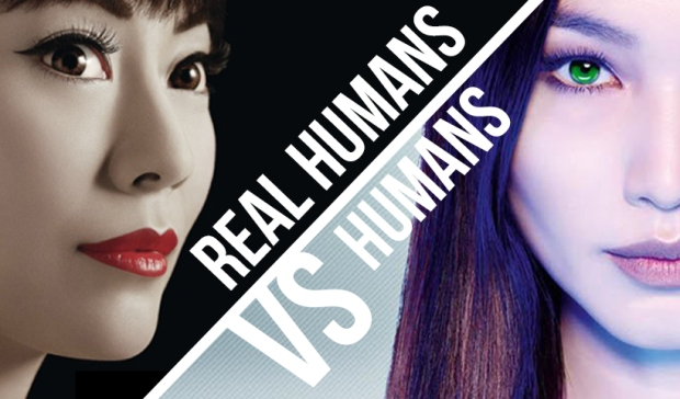 Image-0-Humans-VS-Real-Humans-Robot-Paradise